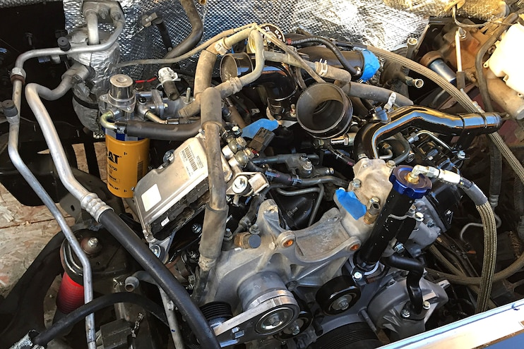 020 Lb7 Duramax Engine Build Part Four