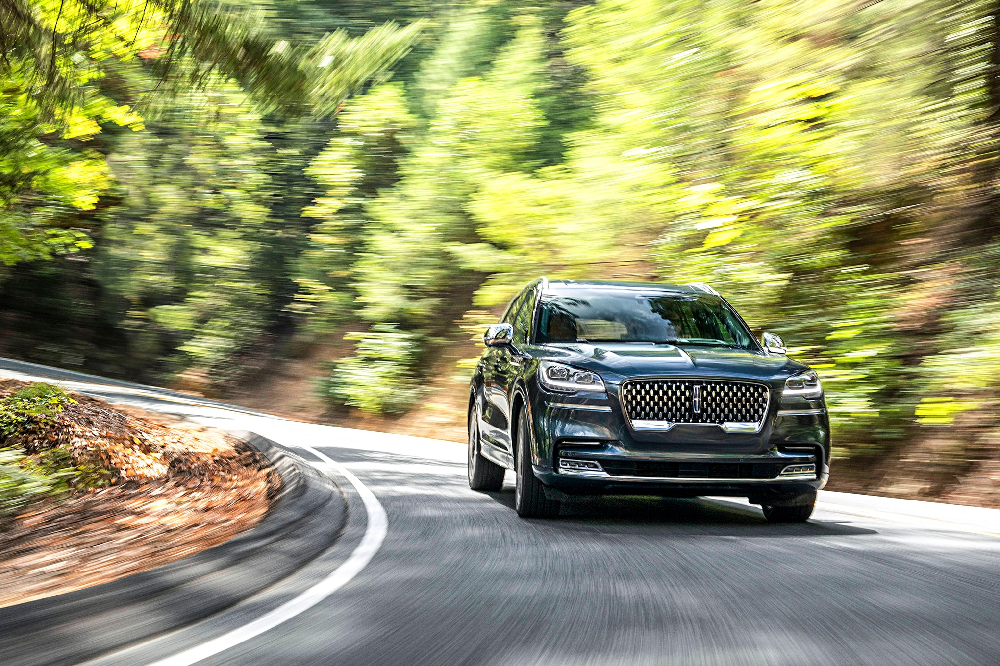 First Drive: 2020 Lincoln Aviator