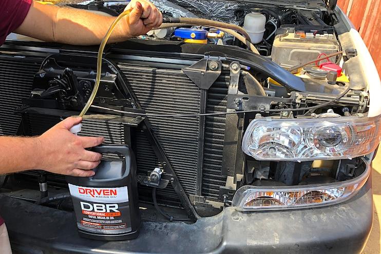 039 Lb7 Duramax Engine Build Part Four
