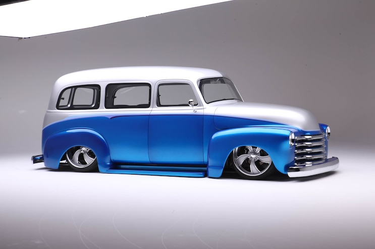 1947 Chevy Suburban- Best of Show