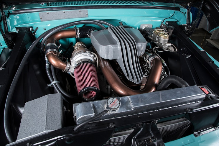 1966 Chevrolet K30 Crew Cab Big Deal Engine