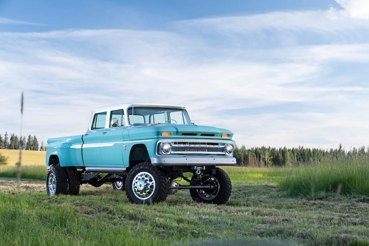 1966 Chevrolet K30 Crew-Cab: Big Deal