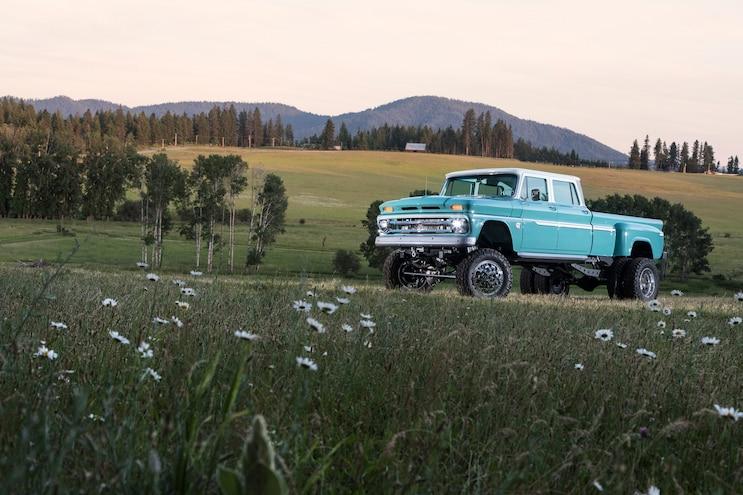 1966 Chevrolet K30 Crew Cab Big Deal