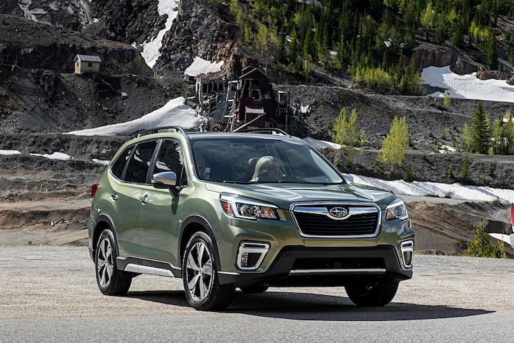 2019 Rocky Mountain Redline Rally Subaru Forester 1