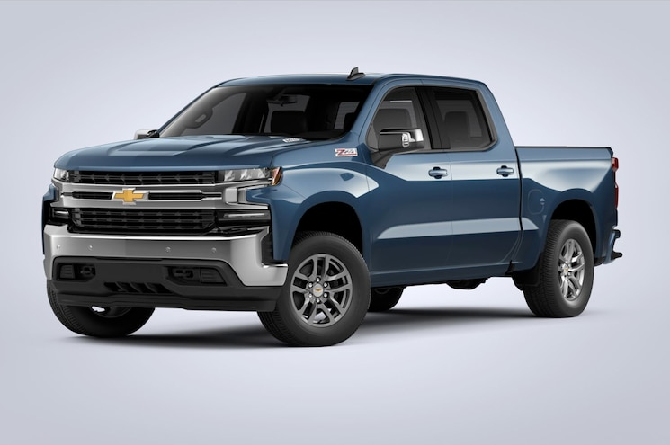 2020 Chevrolet Silverado 1500 Build-and-Price, Including Duramax I-6
