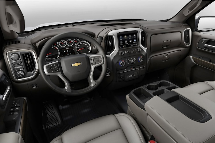 2020 Chevrolet Silverado 1500 Build-and-Price, Including ...