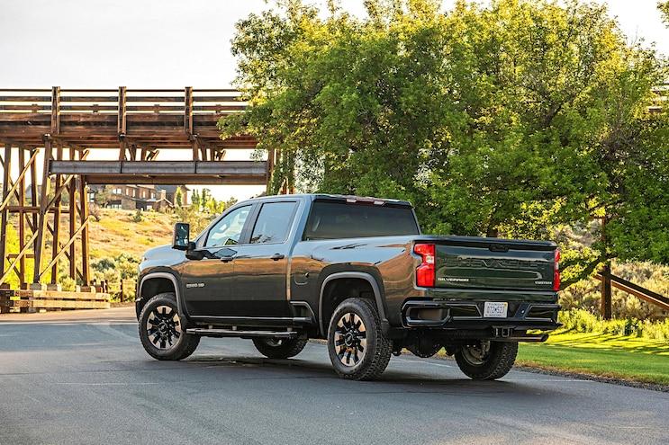 2020 Chevrolet Silverado 2500hd 134