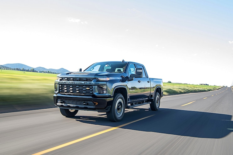 First Drive 2020 Chevrolet Silverado 2500hd 3500hd