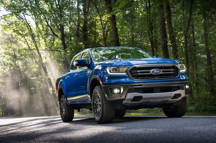 2020 Ford Ranger FX2 Adds Off-Road Goodies to Two-Wheel-Drive Pickup