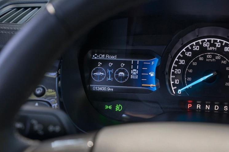 2020 Ford Ranger Fx2 Interior Gauge Display