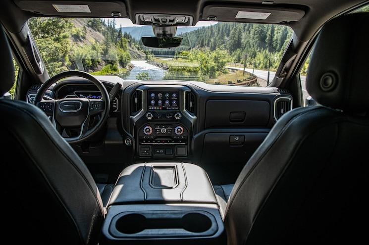 2020 Gmc Sierra Hd Interior Cabin