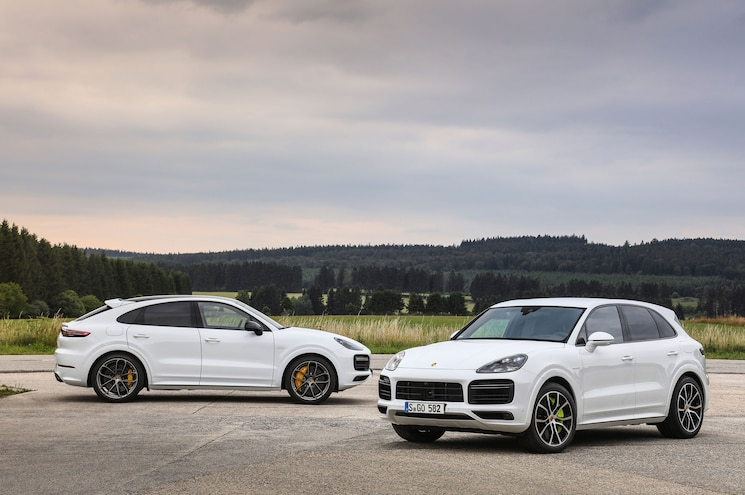 Most Powerful Porsche SUV Ever: All-New 2020 Cayenne Turbo S E-Hybrid