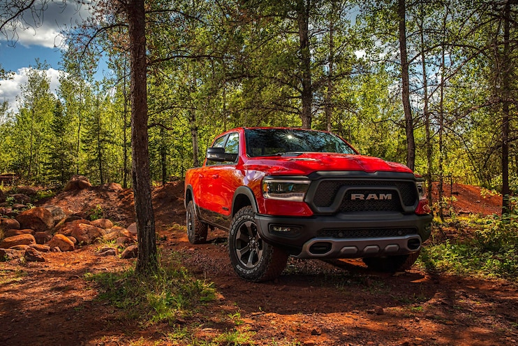 2020 Ram 1500 Ecodiesel First Drive Lead