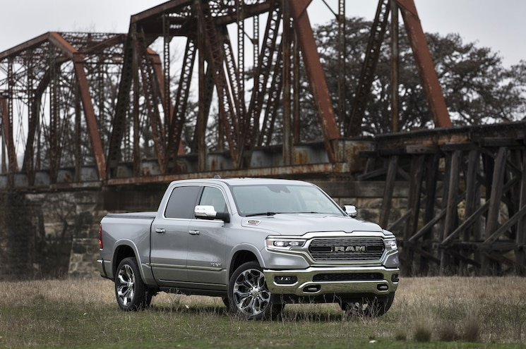 2020 Ram 1500 EcoDiesel Fuel Economy Pegged at Up to 32 MPG Highway for 4x2