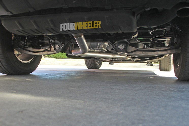 2021 Jeep Grand Cherokee Spied Rear Suspension 01
