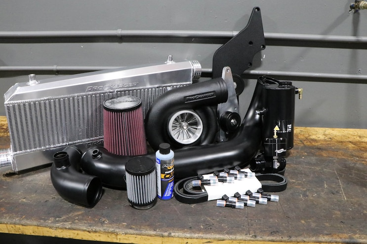 Jeep Grand Cherokee SRT Gets A ProCharger P-1SC-1 and 550 Wheel Horsepower!