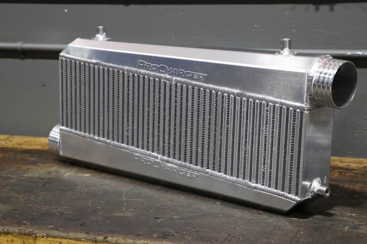 Grand Cherokee SRT Gets ProCharger P 1SC 1 19