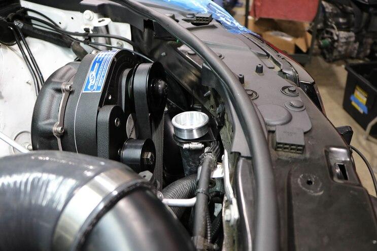 Grand Cherokee SRT Gets ProCharger P 1SC 1 26