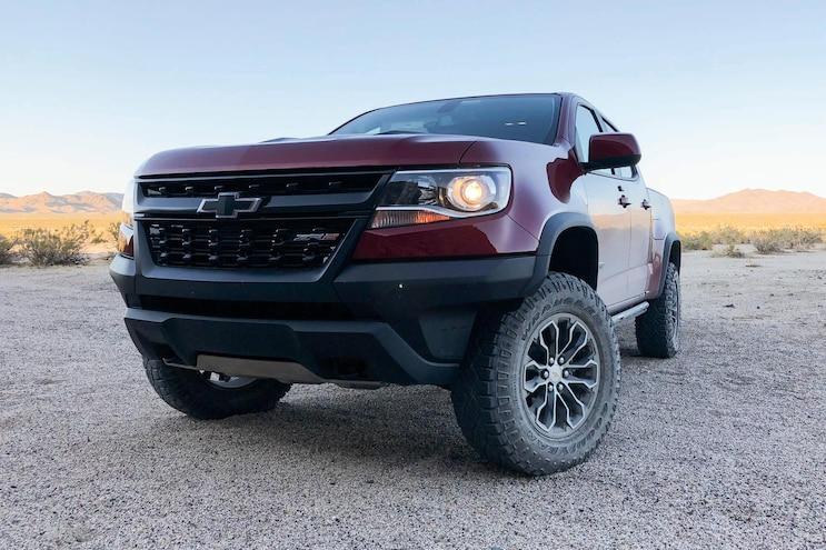 Long Term Test 2018 Chevy Colorado Zr2 Crew Cab 3rd Report 003