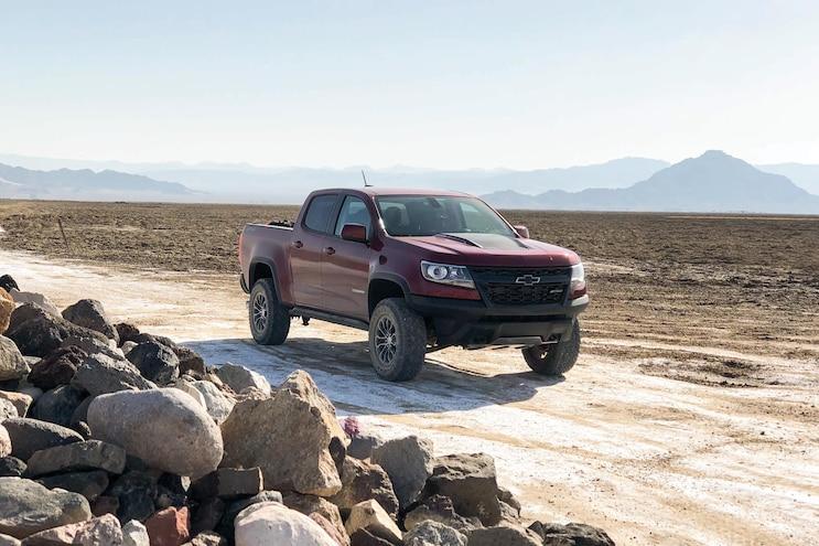 Long-Term Test: Third Report—2018 Chevy Colorado ZR2 Crew Cab