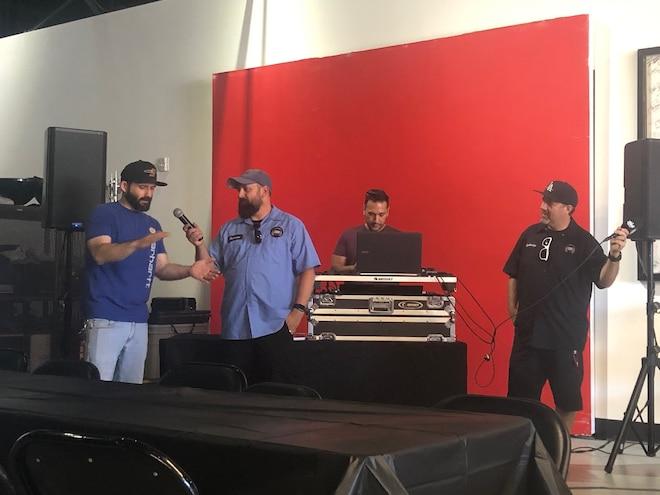 Truck Show Podcast 500 5 Star Listener Meetup 2