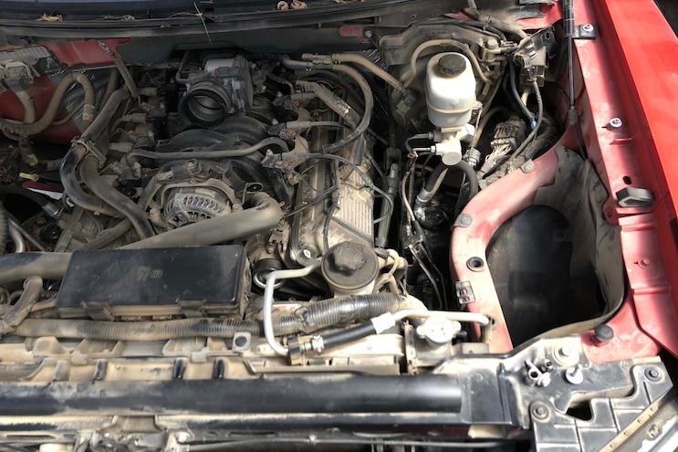 Volant Performance Intake Kit Install 007