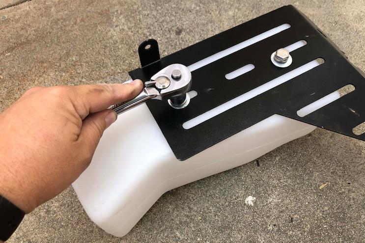 Volant Performance Intake Kit Install 009