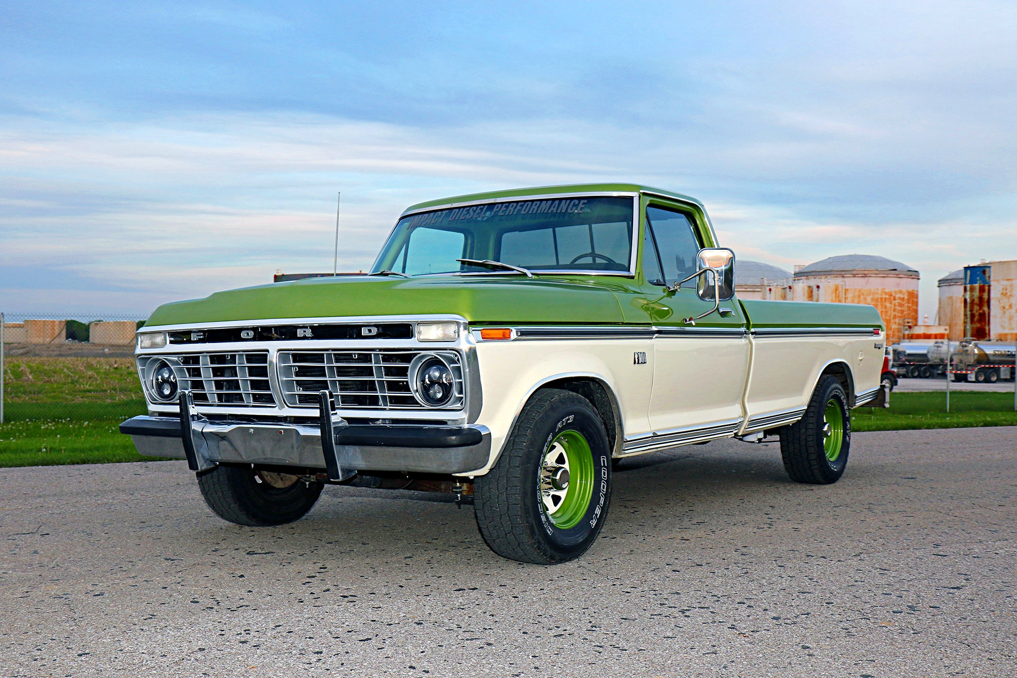 Northern Ranger: 1974 Ford F100