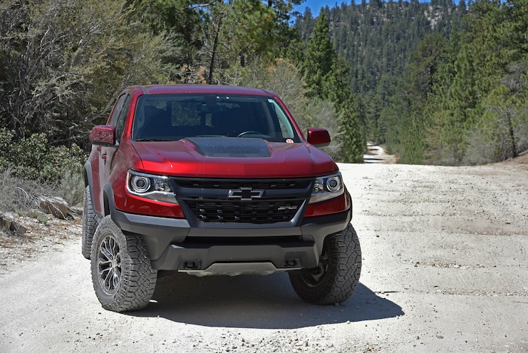 002 Colorado Zr2 Long Term Report 4