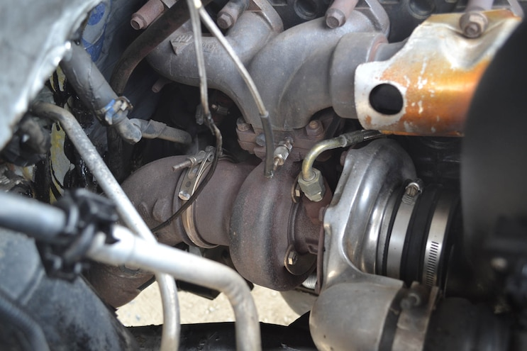 004 2007 Dodge Ram Industrial Injection 64mm Viper Turbo