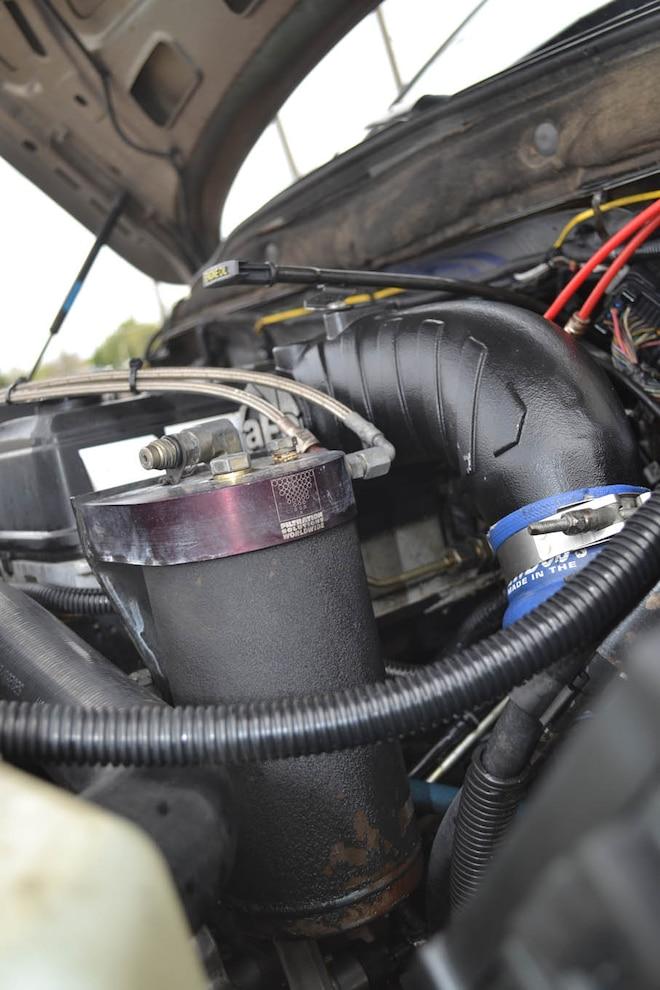 006 2007 Dodge Ram Afe Intake Horn