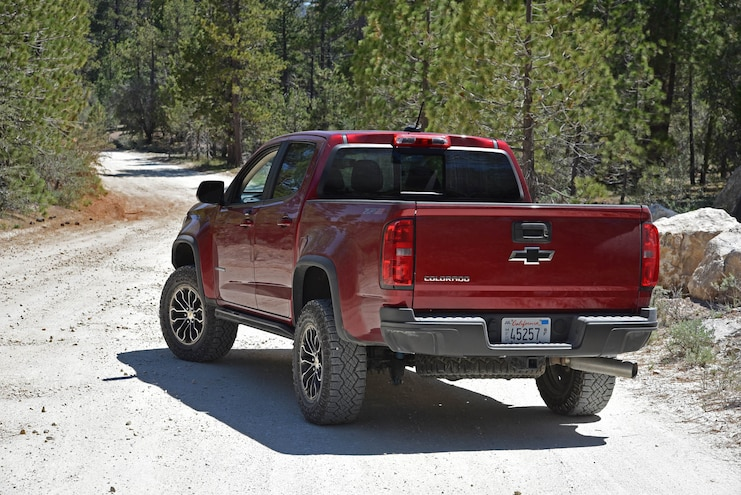 006 Colorado Zr2 Long Term Report 4