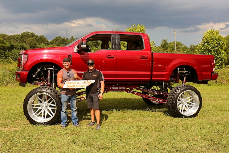 019 Rocky Top Diesel Shootout 6 Best Of Show P