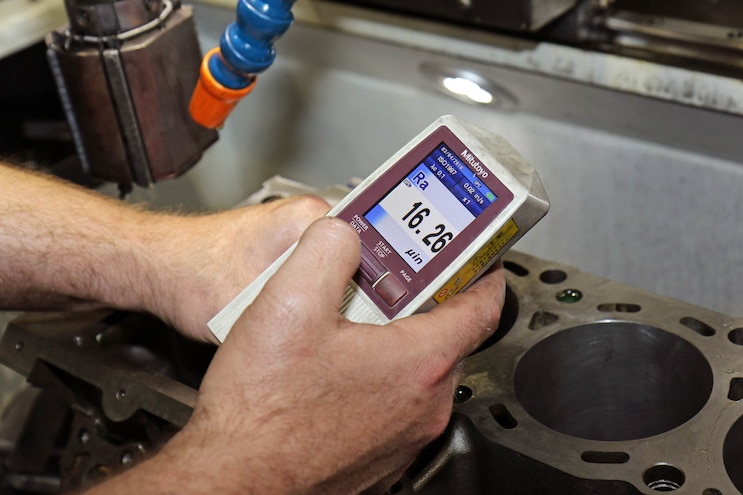 020 Hybrid 6 0 6 4l Power Stroke Short Block Build Measure