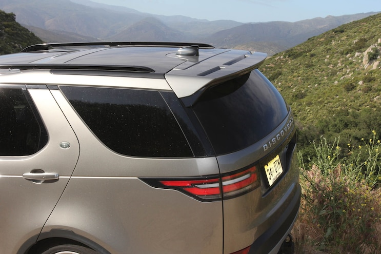 04 Land Rover Discovery 2018 Four Wheeler Of The Year