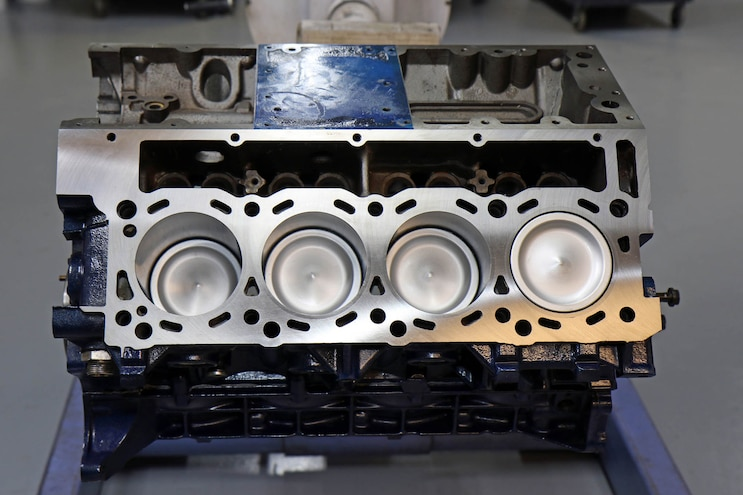 058 Hybrid 6 0 6 4l Power Stroke Short Block Build Shortblock