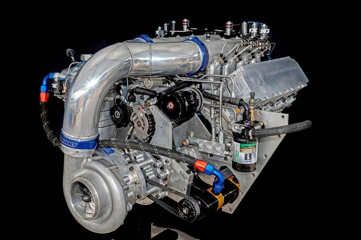 059 Hybrid 6 0 6 4l Power Stroke Short Block Build Assembled