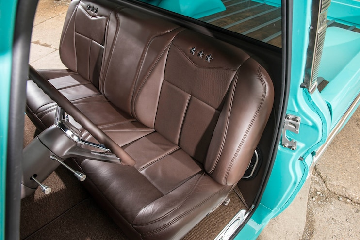 1965 Chevy C10 The General Interior Seat