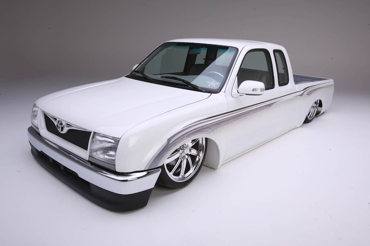 1996 Toyota Tacoma- OG Triple OG
