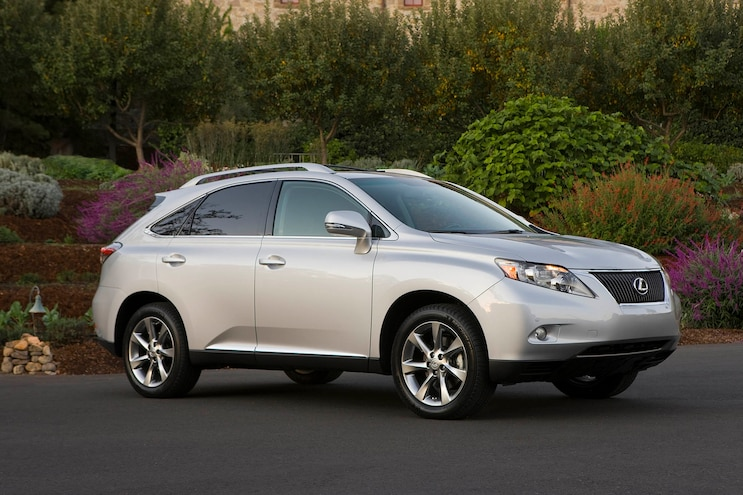 PreOwned: 2010 to 2015 Lexus RX
