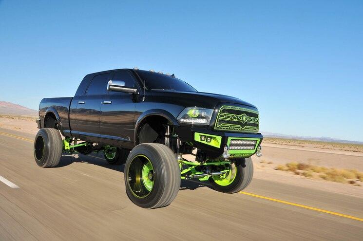 2013 Dodge Ram Project Envy Drive