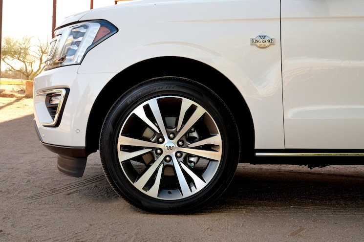 2020 Ford Expedition King Ranch Exterior Wheel