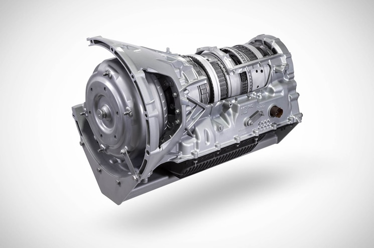 2020 Ford F Series Super Duty 10 Speed Transmission