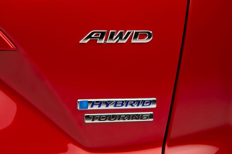 2020 Honda Cr V Hybrid Exterior Badging 01