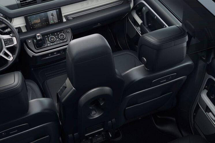 2020 Land Rover Defender 90 Interior Bench Seat