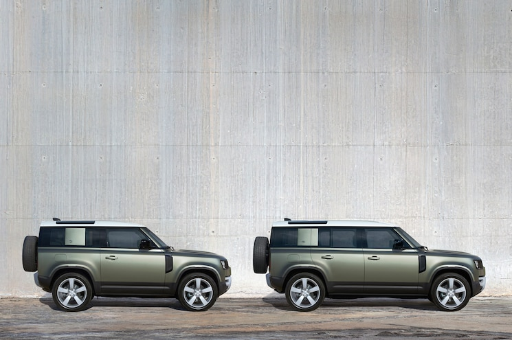 First Look – 2020 Land Rover Defender