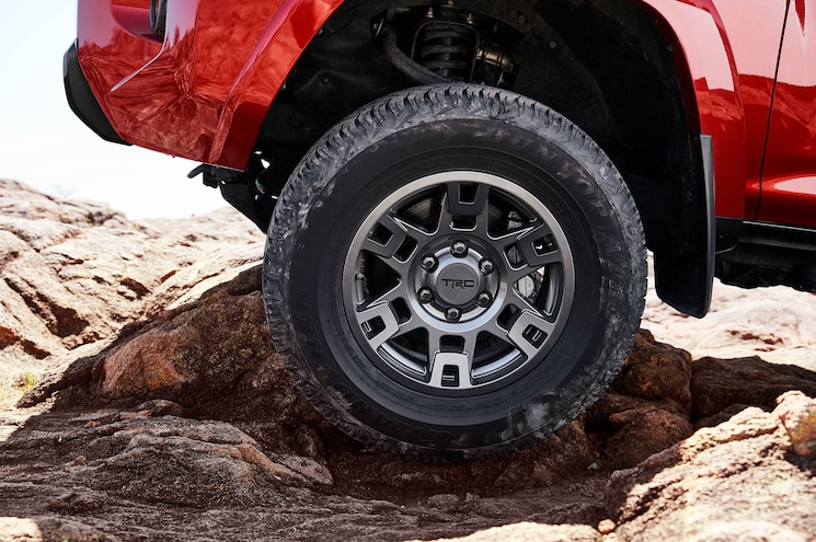 2020 Toyota 4runner Venture Edition Exterior Wheels