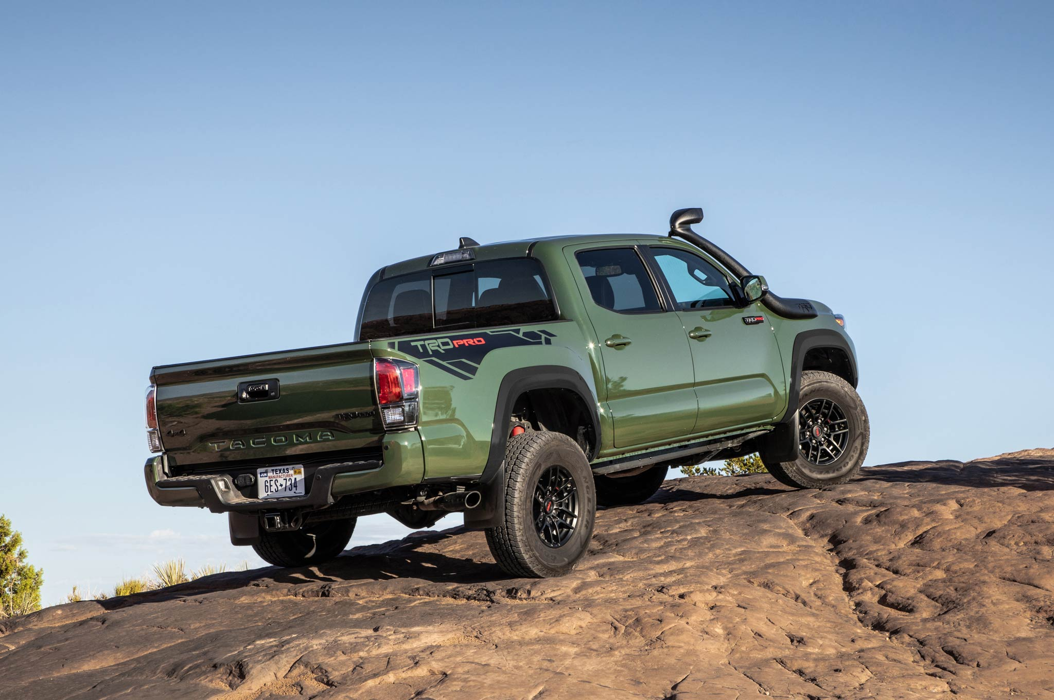 2020 Toyota Tacoma Diesel Trd Pro Performance