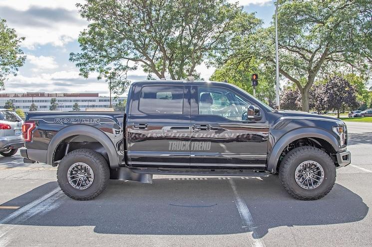 2021 Ford F 150 Raptor Exterior Side Profile