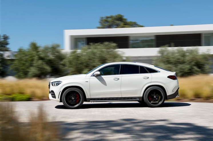 First Look – 2021 Mercedes-AMG GLE 53 Coupe